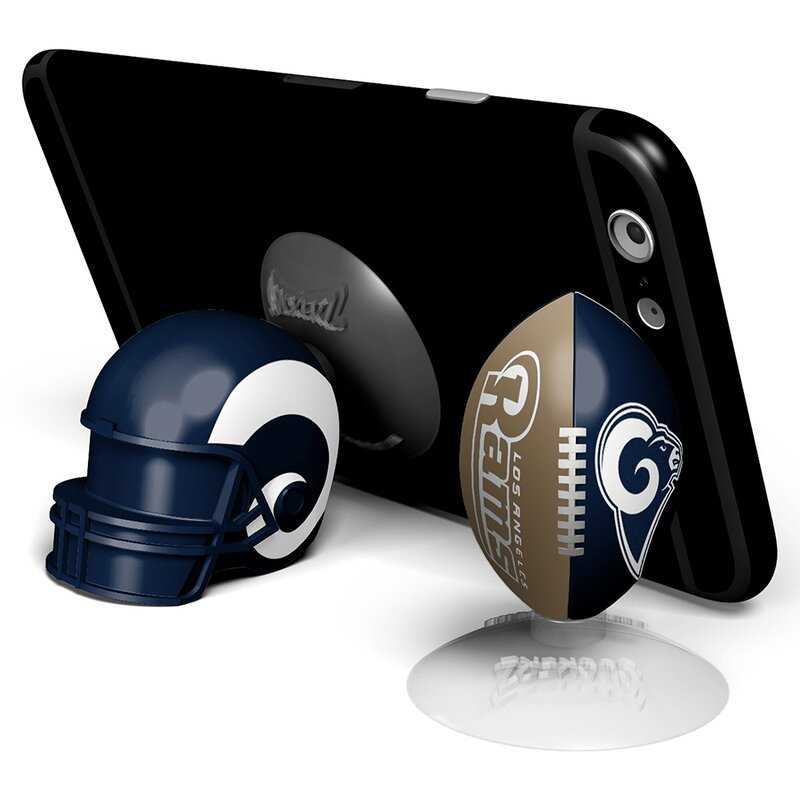 NFL Los Angeles Rams Sport Suckerz Handyhalter Popsocket
