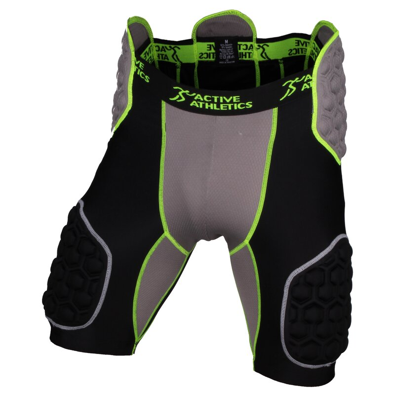 Active Athletics Elite American Football 5 Pad Unterhose
