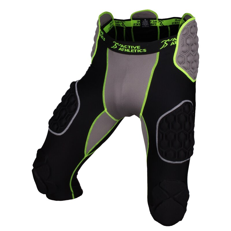 Active Athletics Elite American Football 7 Pad Unterhose