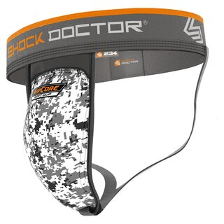 Shock Doctor Supporter with AirCore Soft Cup, Tiefschutz 234
