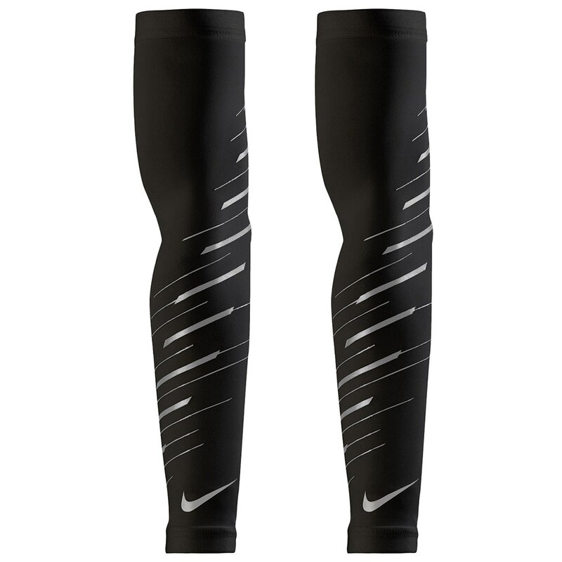Nike Flash Arm Sleeves, Armstulpe - schwarz/grau